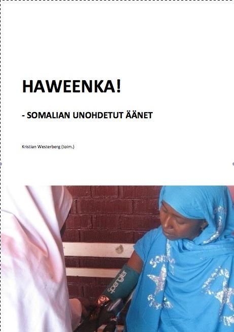 Haweenka - Somalian unohdetut äänet kansikuva